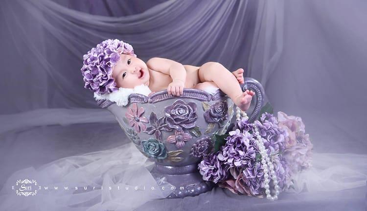 15 cách tạo dáng khi chụp ảnh trẻ em