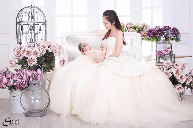 Chụp Hình Mẹ Và Bé Gái Đẹp Không Tả Nổi, 10 Studio Chụp Hình Cho Mẹ Và Bé Đẹp Nhất Tp